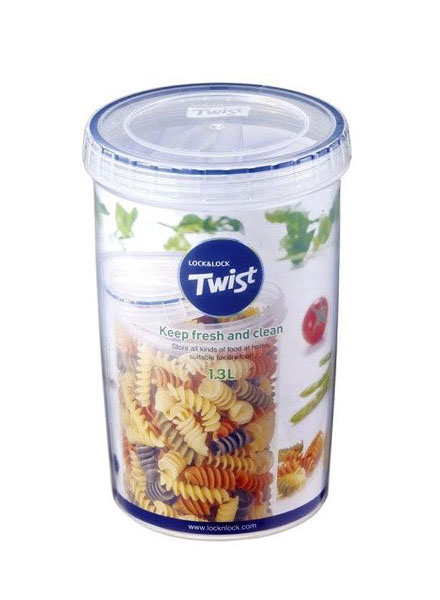 LLS133 - Round Food Container 1.3L
