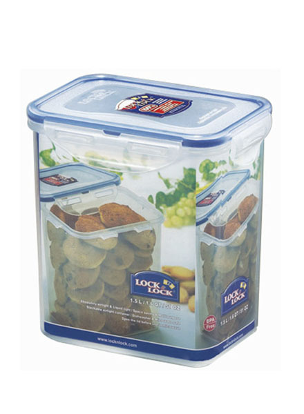 HPL812H - Rectangular Tall Container 1.5L