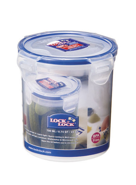 HPL932D - Round Tall Container 700ML