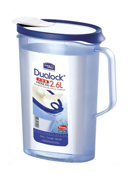 HAP794 - Dualock Water Bottle 2.6L