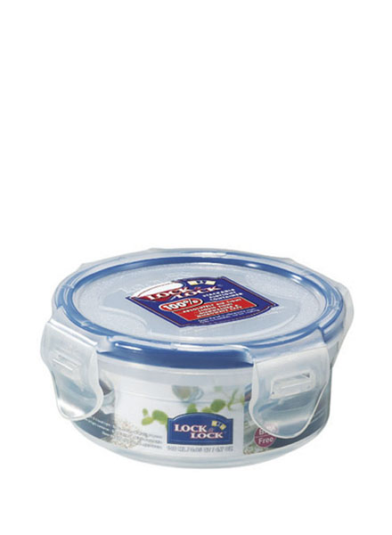 HPL934 - Round Short Container 140ML