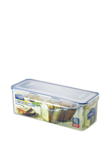 HPL849 - Rectangular Tall Container 5.0L W/Divider