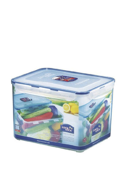 HPL886A - Rectangular Tall Container 10L W/Tray