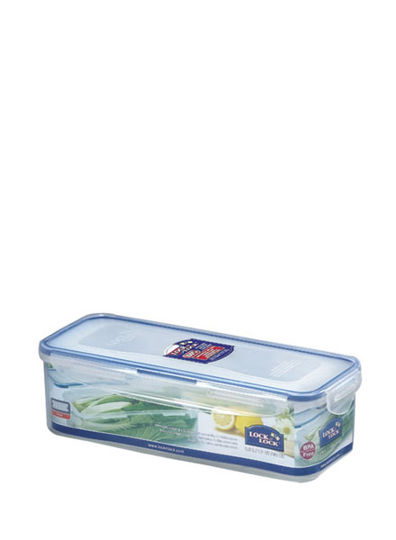 HPL843 - Rectangular Short container 1.6L