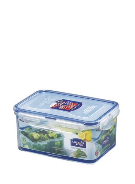 HPL815D - Rectangular Short Container 1.1L