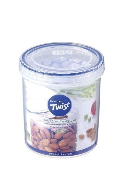 LLS122 - Round Food Container 560ML