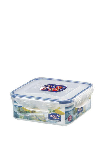 HPL823 - Square Short Container 870ML