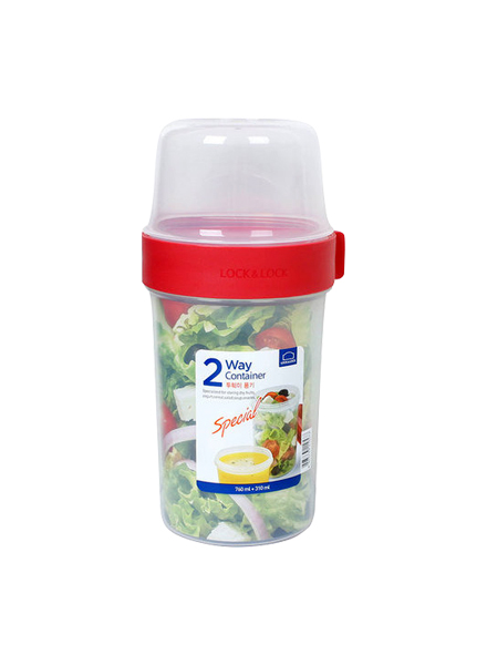 LLS223 - 2 Way Container 760ml+310ml