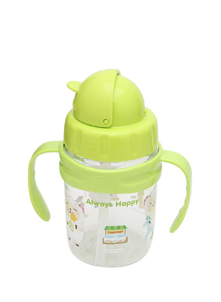 ABF633G - Baby Bisfree Water Bottle 270ML(Green)