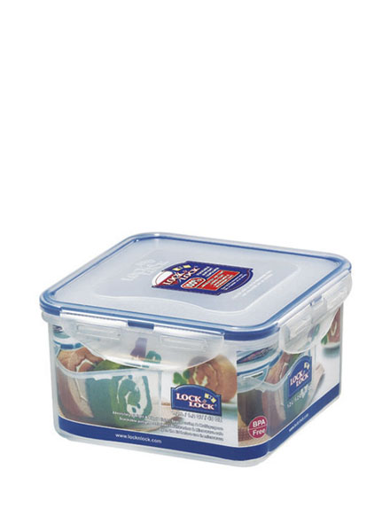 HPL822D - Square Short Container 1.2L