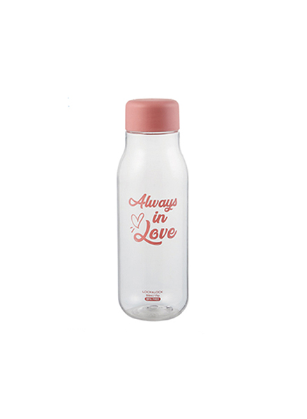 Lock & Lock - HAP654PIK - Exclusive Milky Bottle 500 ml (Pink)
