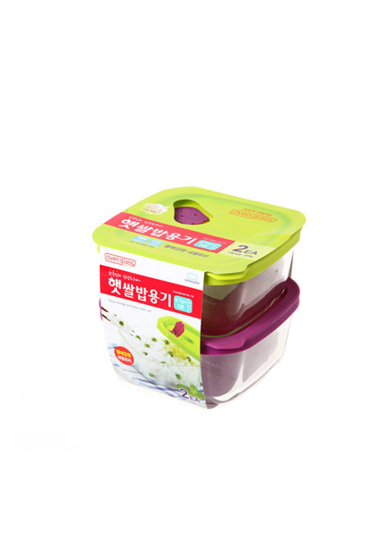 LLG502S2 - Rice Glass Container 410ML
