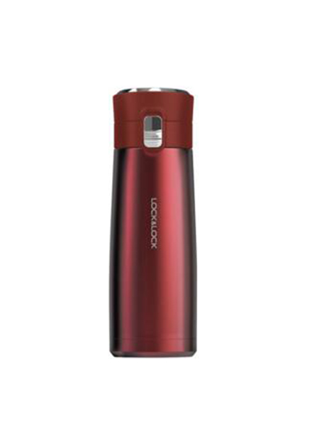 Lock & Lock - LHC3236RED - ID Tumbler One Touch 380ML (Red)