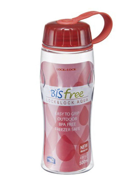 ABF601R - Bisfree Waterdrop 500ML(Red)