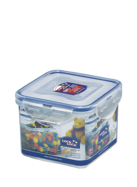 HPL851 - Square Tall Container 680ML