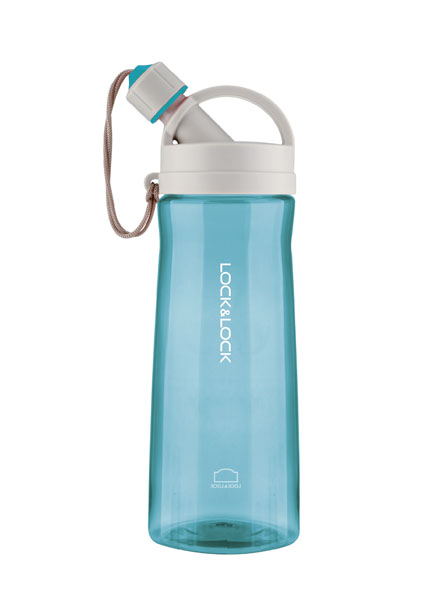 Lock & Lock - HLC953BLU - Water Bottle 1300ML (Blue)
