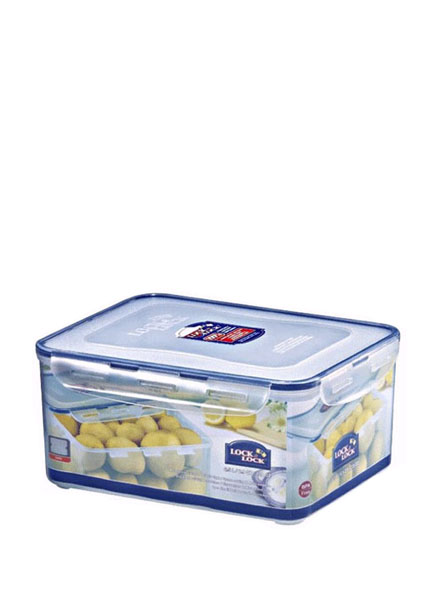 Lock & Lock - Rectangular Tall Container 6.5L W/Tray