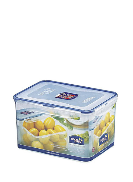 HPL827 - Rectangular Tall Container 4.5L