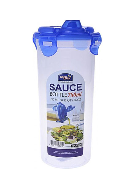 HPL936D - Round Tall Sauce Container 780ML