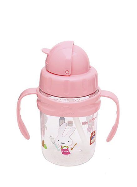 ABF633P - Baby Bisfree Water Bottle 270ML(Pink)