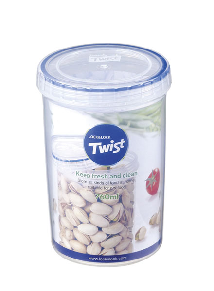 LLS123 - Round Food Container 760ML