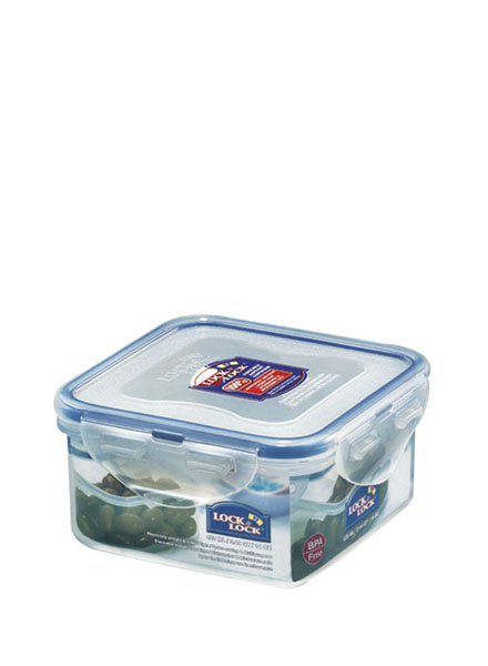 HPL850 - Square Short Container 420ML