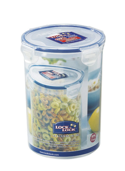 HPL933D - Round Tall Container 1.8L